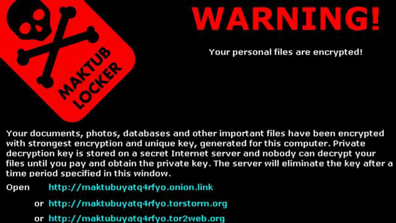 Maktub - Ransomware Recovery